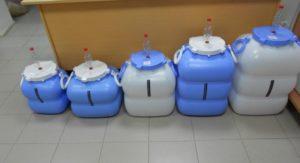 Hydromatika pro fermentaci