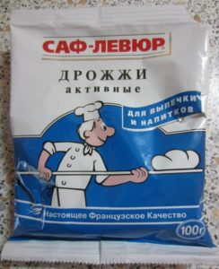 Classic Pečení kvasinky (SAF-LEVUR)