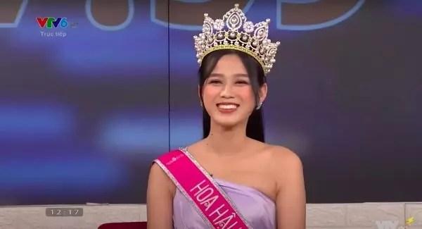 Hoa hậu Đỗ Thị Hà lộ khuyết điểm kém xinh, may nhờ khuôn mặt vớt vát lại-1