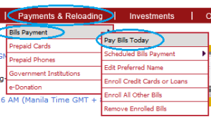 How-to-pay-HSBC-Credit-Card-though-BPI-Express-Online