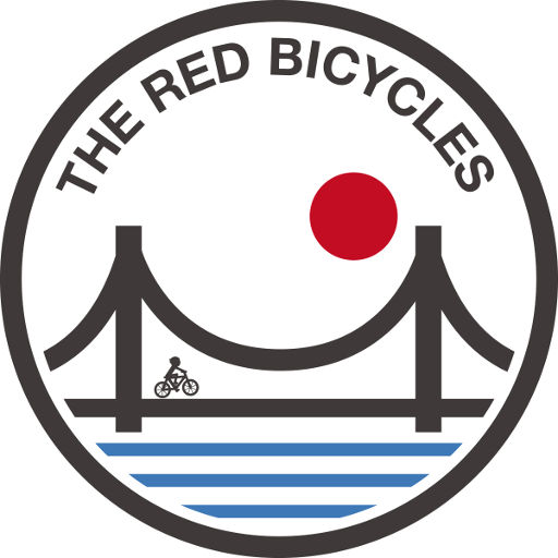 THE RED BICYCLES ONOMICHI