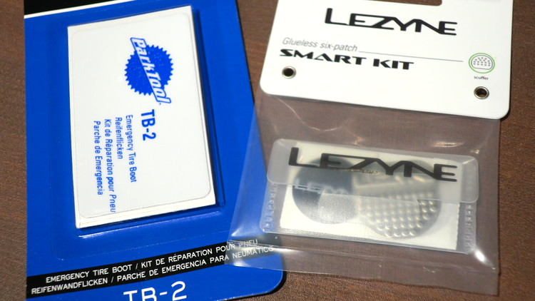 parktool tb-2 lezyne smart kit