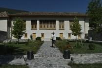 Seki Khan's winter palace