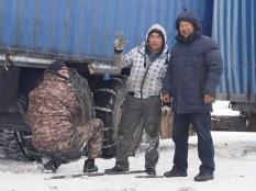 Truckers of Saray Tash