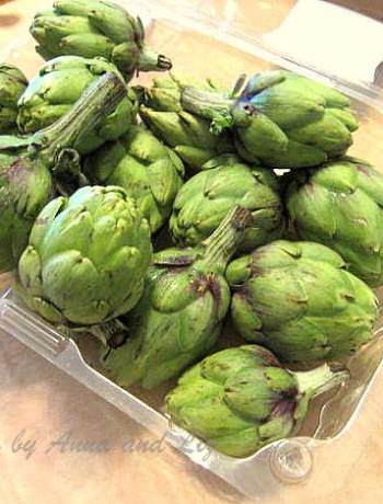 How to Clean Artichokes? http://2sistersrecipes.com