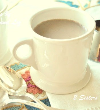 Easy Low-Fat Cafe Lattes by 2sistersrecipes.com