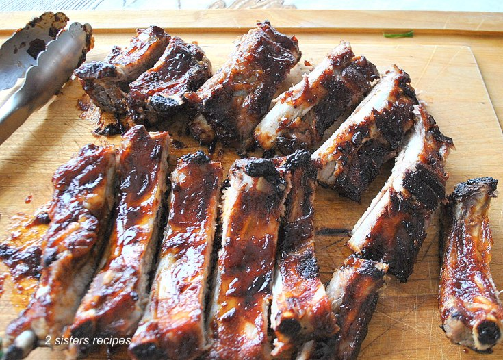 Fast & Easy Oven Roasted Baby Back Ribs