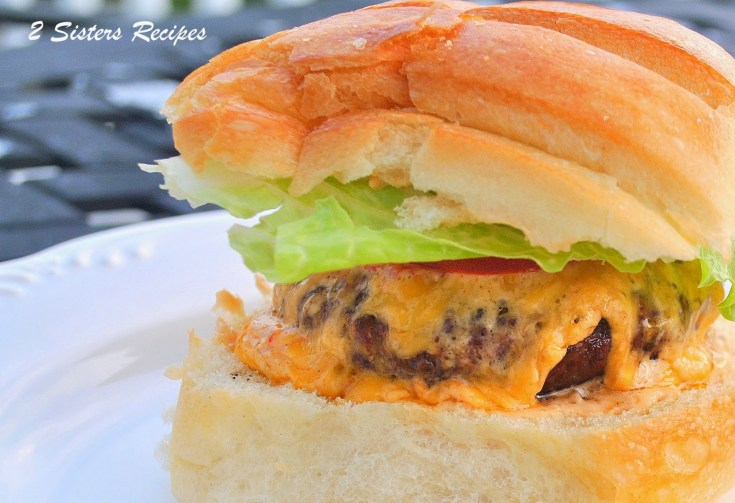 The Palmetto Cheese Burger