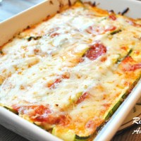 Best Zucchini Lasagna - without Noodles!