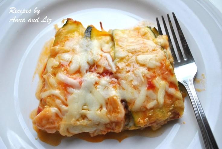 Best Zucchini Lasagna - without Noodles!