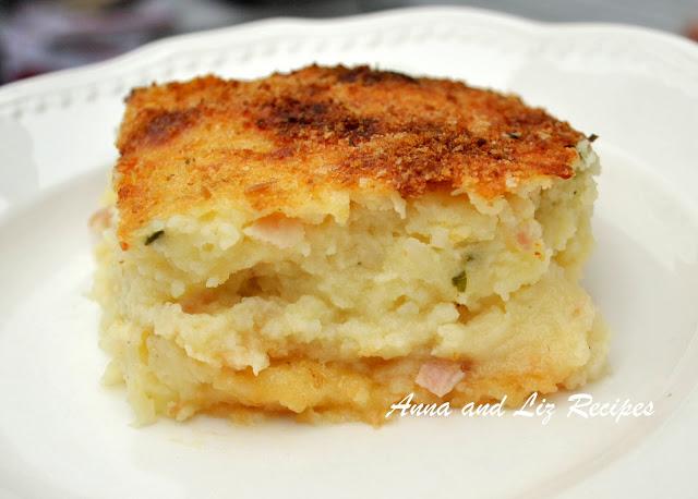 Mom's Best Mashed Potato Pie