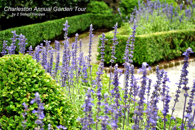 Charleston Annual Garden Tour -Part I by 2sistersrecipes.com
