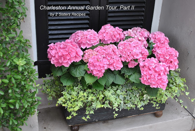 Charleston Annual Garden Tour Part II