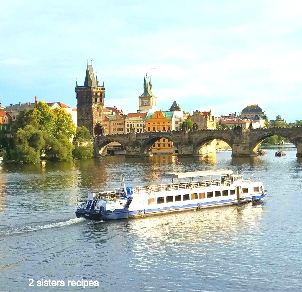 Water Cruise in Prague to see the city on both sides of the river.