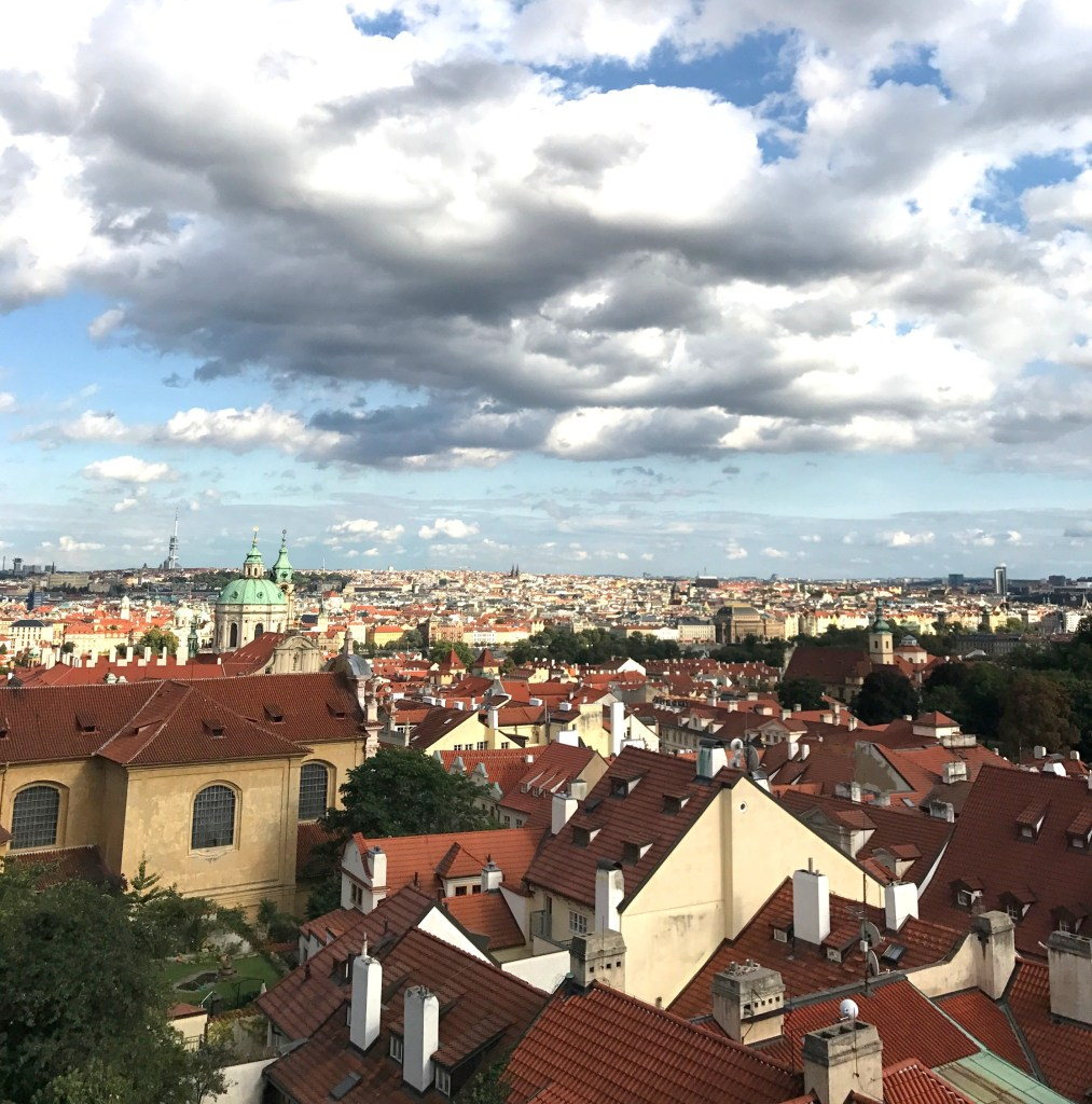 view of Prague, by 2sistersrecipes.com