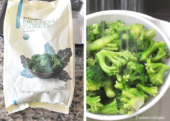 Quick & Easy Soup with Broccoli as a meal by 2sistersrecipes.com
