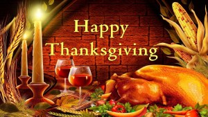 Happy Thanksgiving from 2sistersrecipes.com