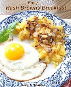 Easy Hash Browns