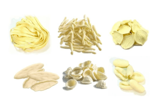 range fresh pasta