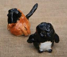 Dog & Penguin