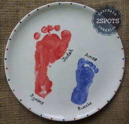 Sibling Footprints