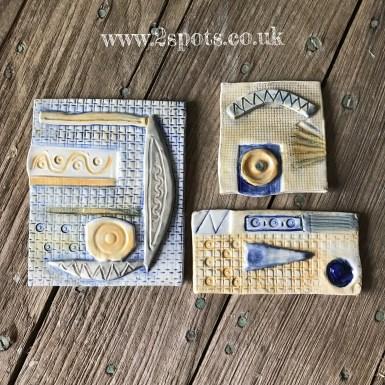 Troika inspired tiles