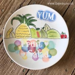 Fruit Salad Plate