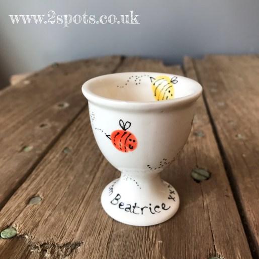 Fingerprint Egg Cup