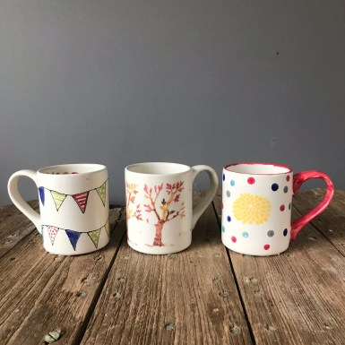 Birthday Party Mugs