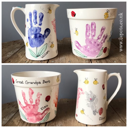 Flowerpot and Jug selection