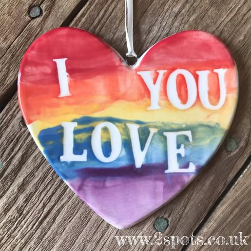 I Love You Heart