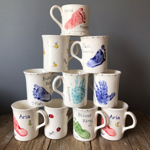 Mug Stack Backs