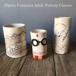 Pen Pots and Vases