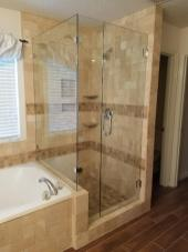 Final with Frameless Glass Enclosure