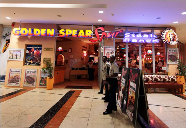 Outside Cresta Spur