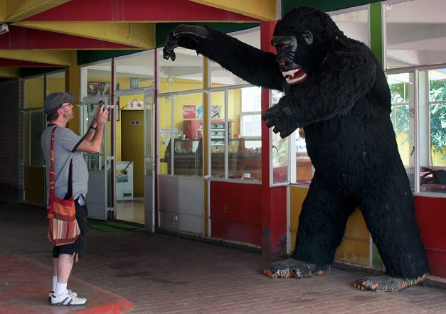 Dad and King Kong
