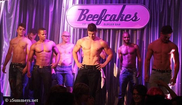 Beefcakes boys