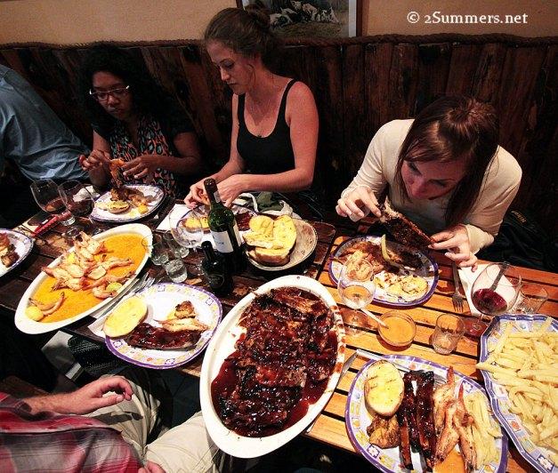 Cubata food