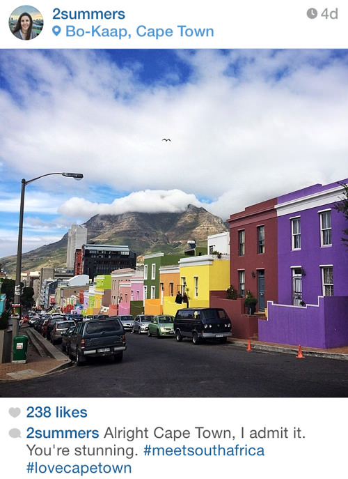 Instagram08 Cape Town