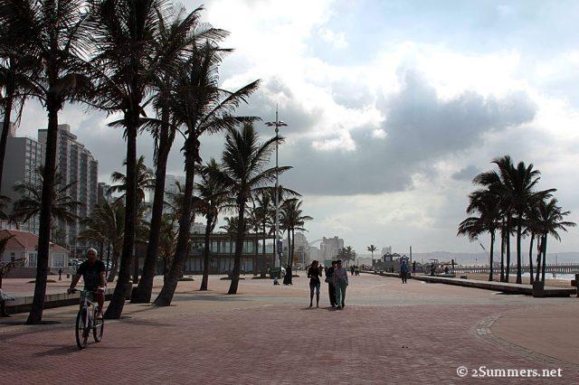 Durban boardwalk