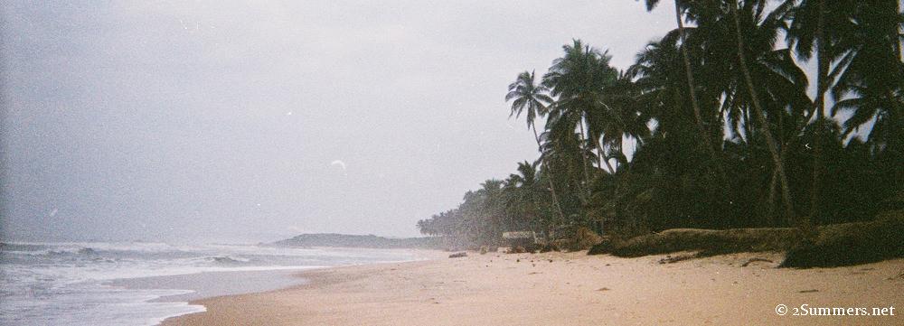Ghana's Panoramic Beaches