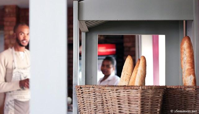 French Corner baguettes