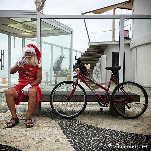 Moment 1 - Santa