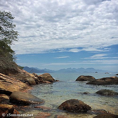 Fit For Travel Brazil: Pop-Up Travel: Ilha Grande, Brazil