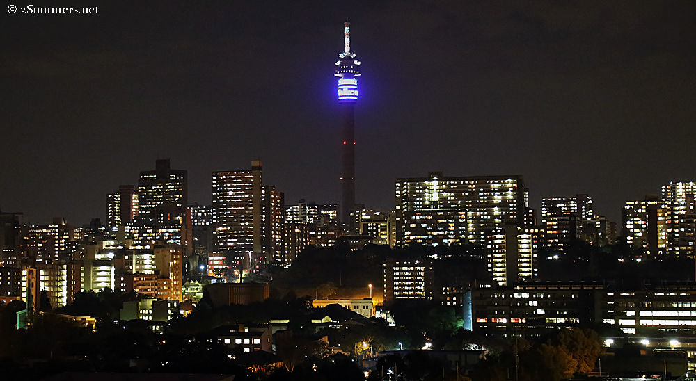 Hillbrow night