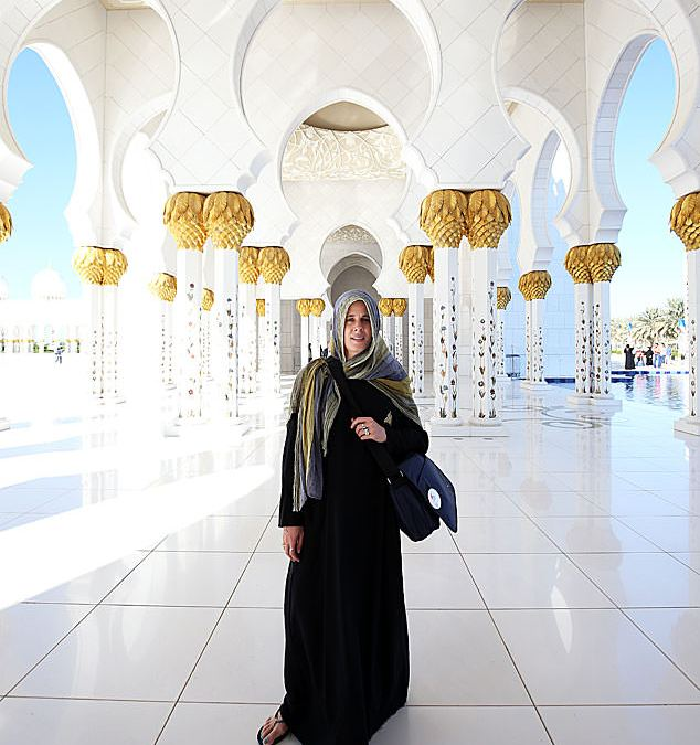 A Quick Jaunt to Abu Dhabi