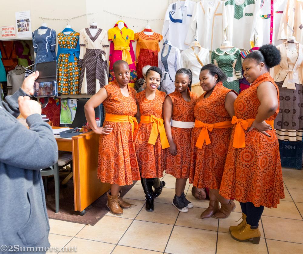 Nombini Christine Fashion Design shop