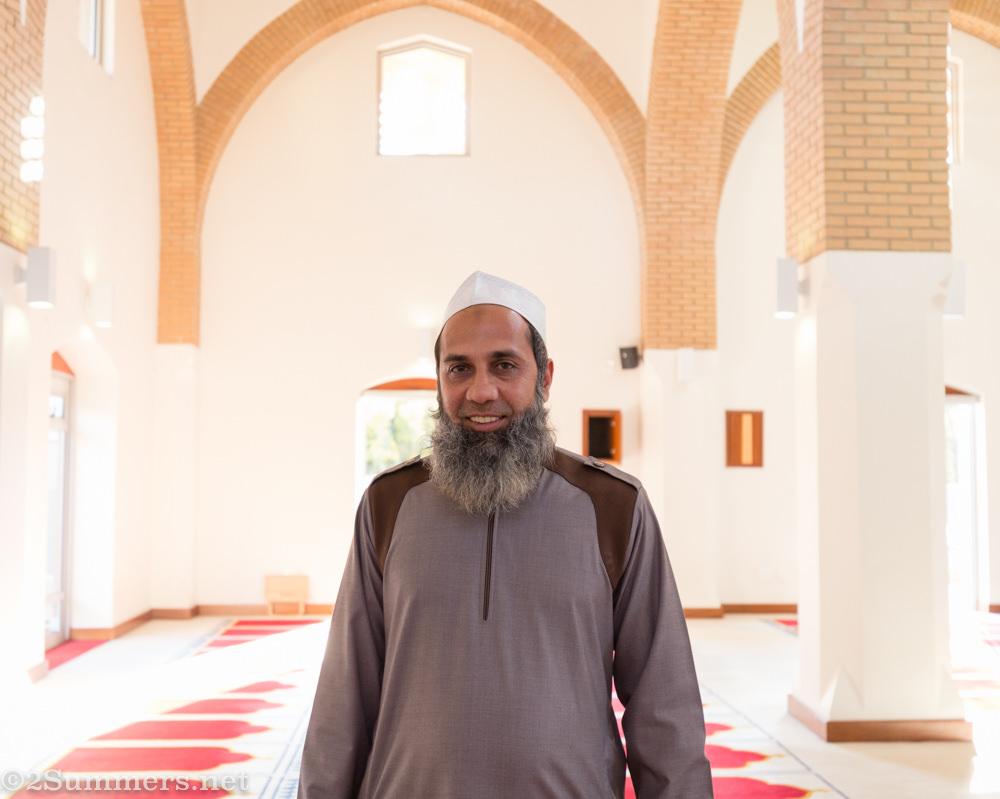 Northcliff Jummah Musjid imam
