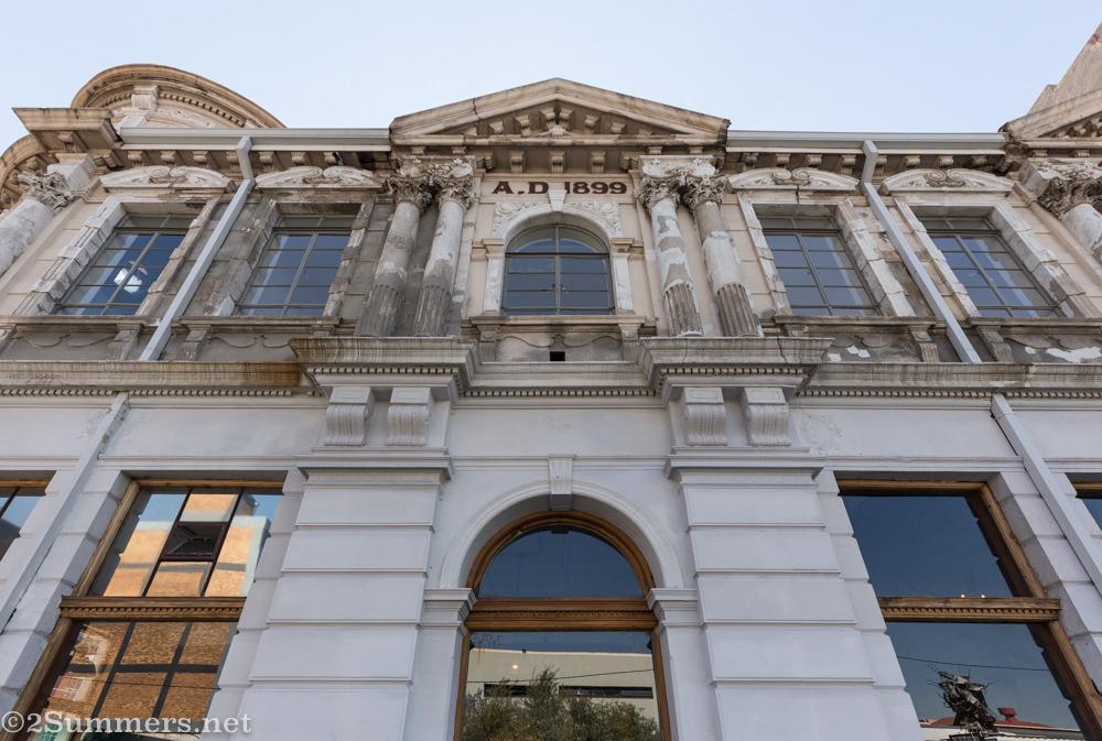 Cosmopolitan facade, 2016