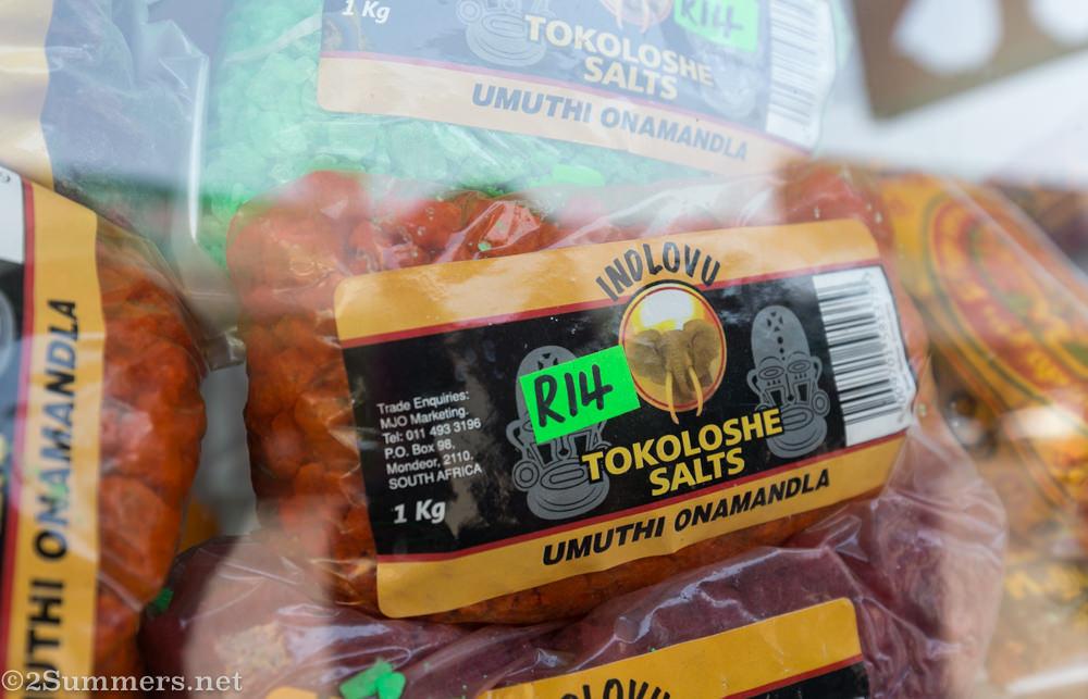 Tokoloshe salts for sale